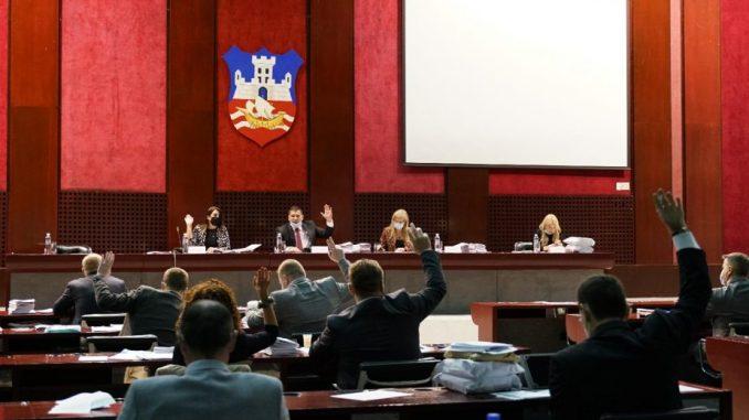 Skupština Beograda usvojila odluku o drugom rebalansu budžeta 2