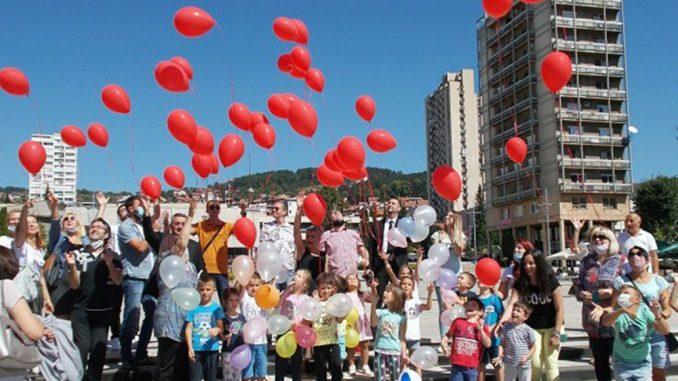 Međunarodni dan Dišenove mišićne distrofije obeležen u Užicu 5