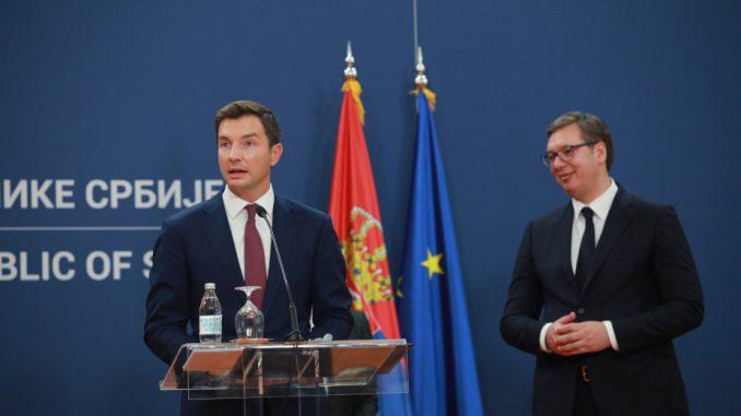 Džon Jovanović nije više direktor DFC kancelarije u Beogradu 1