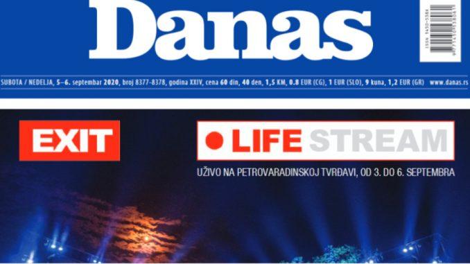 Danas Exit Life Stream (PDF) 1