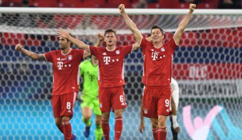 Bajern posle produžetaka do UEFA Superkupa 1