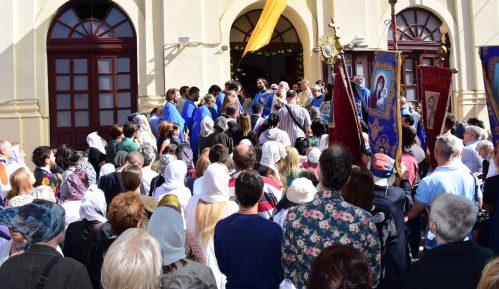 Crkva Rođenja Presvete Bogorodice u Zemunu obeležila 240 godina postojanja 14