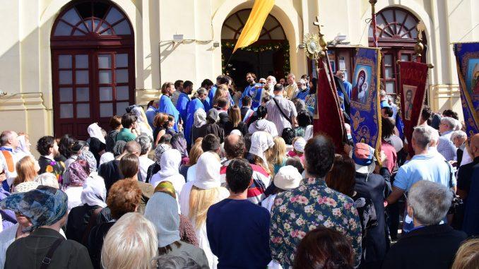 Crkva Rođenja Presvete Bogorodice u Zemunu obeležila 240 godina postojanja 1