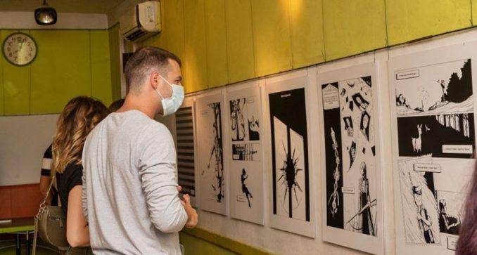 U Kraljevu počeo A.N.F.I teatar: Predstave, izložbe i crtanje murala do 15. oktobra 2