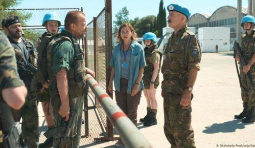 Boris Isaković kao Ratko Mladić u filmu Jasmile Žbanić o Srebrenici 11