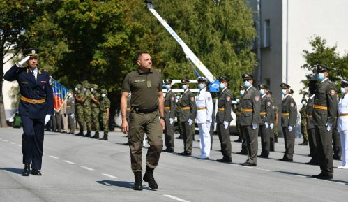 Održana generalna proba pred sutrašnju promociju najmlađih oficira Vojske Srbije 2