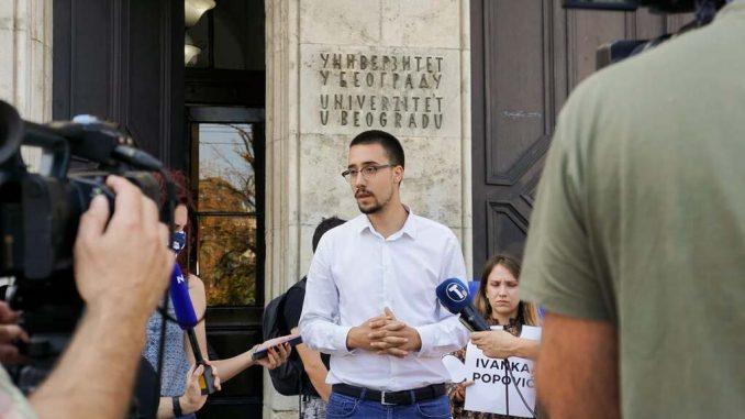 Protest studenata 24. septembra na Platou, traže pravičnu cenu studija 2