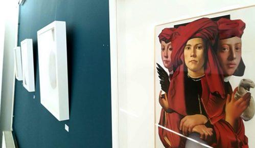 """Otovrena izložba """"Kvadrat na kub"""" u Leskovcu 14"""