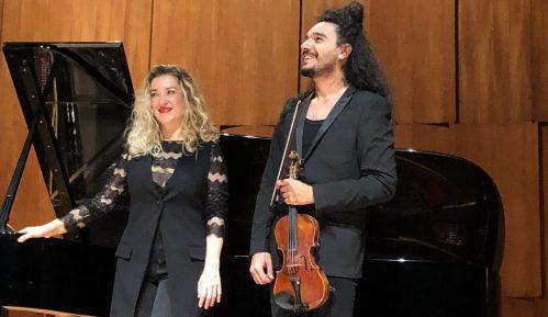 Koncert violiniste Nemanje Radulovića u Kolarcu ispraćen ovacijama 2