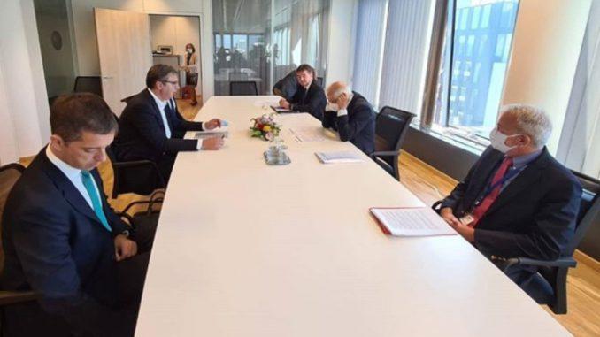 Vučić: Usaglasili smo pitanja nestalih i interno raseljenih i ekonomska pitanja, otvorili temu ZSO 4