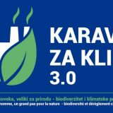 Manifestacija Karavan za klimu ove godine počinje 29. septembra 13