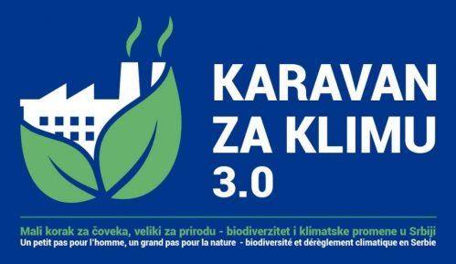 Manifestacija Karavan za klimu ove godine počinje 29. septembra 3