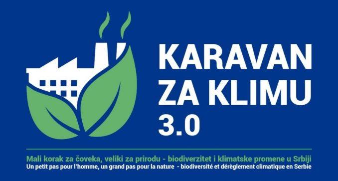 Otvaranje trećeg Karavana za klimu 29. septembra u Nišu 3