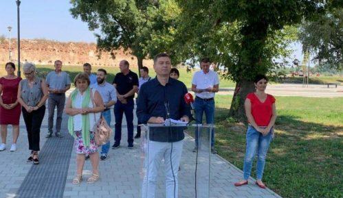"""Lista """"Nebojša Zelenović-Šabac je naš"""" podnela krivične prijave za organizovani kriminal 3"""