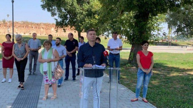 """Lista """"Nebojša Zelenović-Šabac je naš"""" podnela krivične prijave za organizovani kriminal 2"""