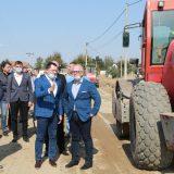 Vesić: Građani Lazarevca dobijaju direktnu vezu sa Ibarskom magistralom 4
