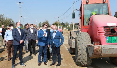 Vesić: Građani Lazarevca dobijaju direktnu vezu sa Ibarskom magistralom 1