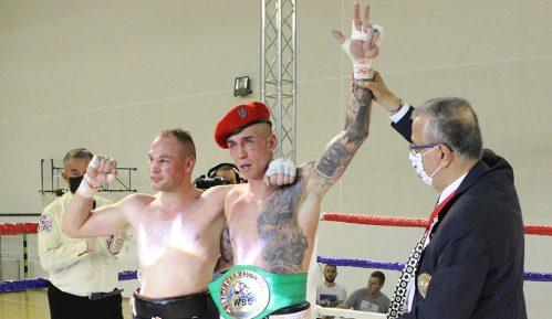 Marko Nikolić odbranio titulu WBC šampiona Mediterana 2