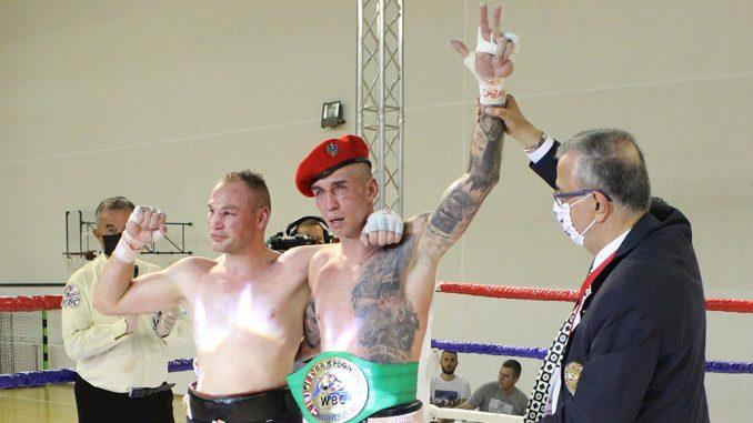 Marko Nikolić odbranio titulu WBC šampiona Mediterana 4