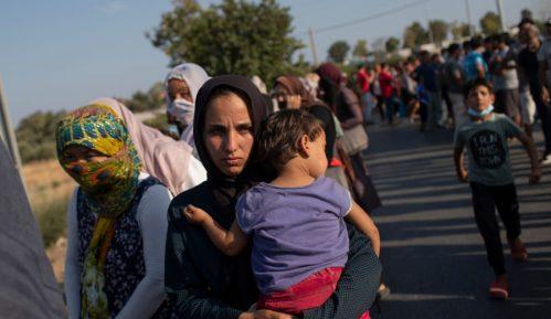 Grčka uverava da će novi migrantski kamp na Lezbosu biti spreman za pet dana 5
