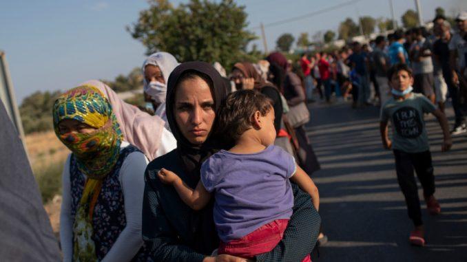 Grčka uverava da će novi migrantski kamp na Lezbosu biti spreman za pet dana 3