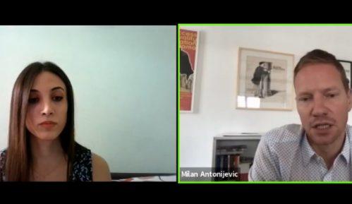 Antonijević: Dijalog treba nastaviti bez pritiska (VIDEO, PODKAST) 5