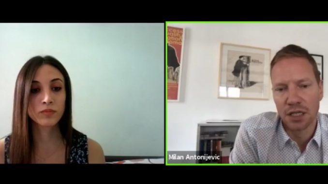 Antonijević: Dijalog treba nastaviti bez pritiska (VIDEO, PODKAST) 4