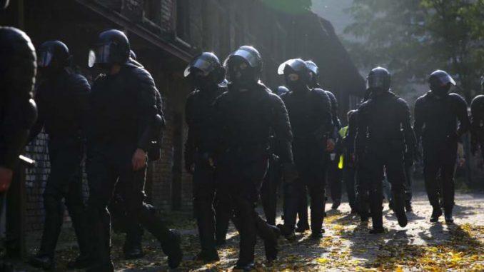 Desetine uhapšene u Minsku na demonstracijama protiv Lukašenka (FOTO) 3