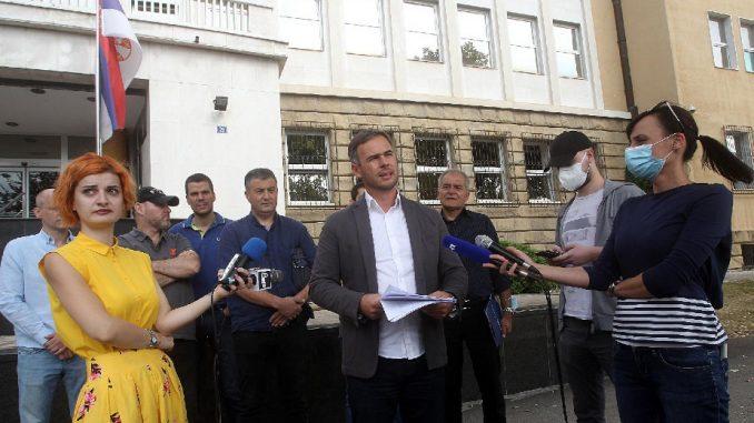 Aleksić: Uloga pripadnika MUP i BIA pokazuje spregu države sa proizvodnjom droge u Jovanjici 2