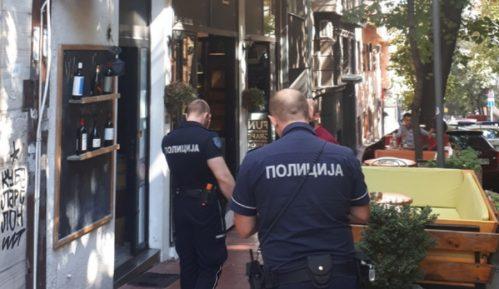 Pokušan upad u prostorije Inicijative Ne davimo Beograd 6