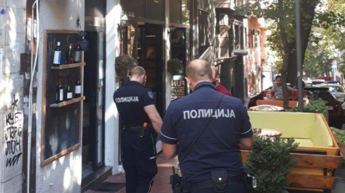 Pokušan upad u prostorije Inicijative Ne davimo Beograd 1