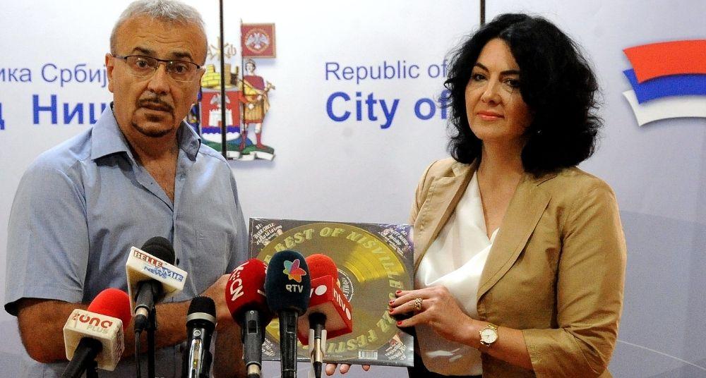 Gradonačelnica Niša uskratila izjavu za dodatak Danasa o Nišvilu 1