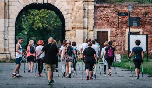 Nordijsko hodanje sve popularnije, godine nisu prepreka 4