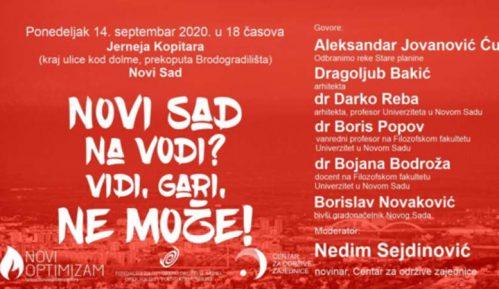 "Tribina o štetnosti projekta ""Novi Sad na vodi"" (VIDEO) 8"