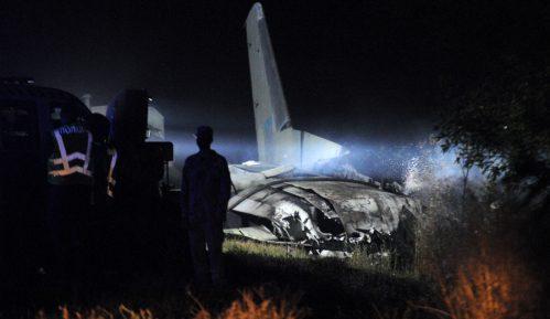 Najmanje 22 osobe poginule u padu ukrajinskog vojnog aviona 3