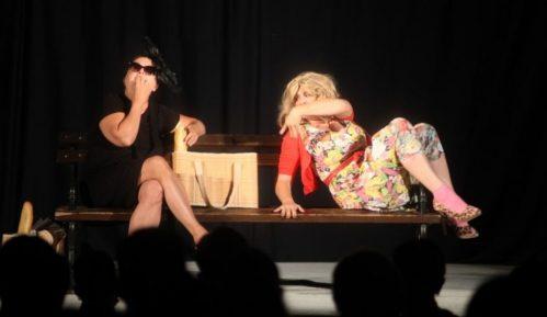 Pozorišna predstava na novoj Letnjoj sceni 10