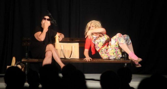 Pozorišna predstava na novoj Letnjoj sceni 4
