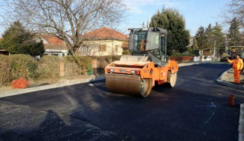 Nastavak asfaltiranja seoskih ulica na teritoriji Požarevca 6