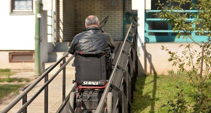 Gradsko stambeno: Više od 500 rampi za osobe sa invaliditetom 2