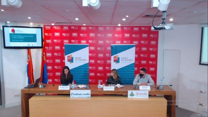 Portali u Srbiji za tri meseca prekršili etički kodeks više od 2.800 puta 5