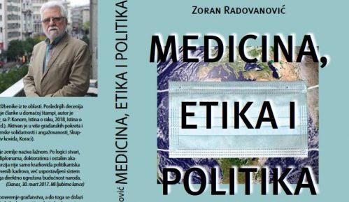 Promocija knjige epidemiologa Radovanovića 21. septembra u Kragujevcu 7