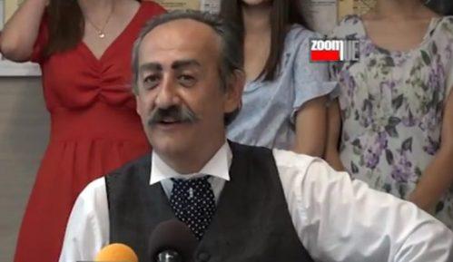 Milan Milosavljević: Ova vlast hoće da glumci umiru s osmehom 6