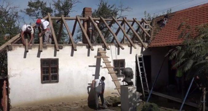 Obnova kuće Šerbanovića u Loznici teče po planu 2