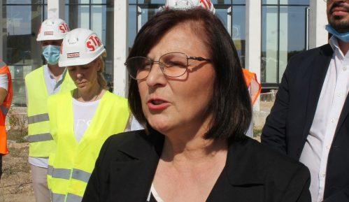 Jelača: Efikasniji rad završetkom Palate pravde u Kragujevcu 1
