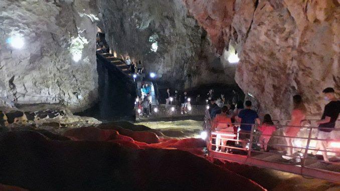 Rekordna posećenost Stopića pećine 2