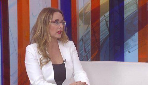 Tatjana Vojtehovski u tužilaštvu 7. septembra 13
