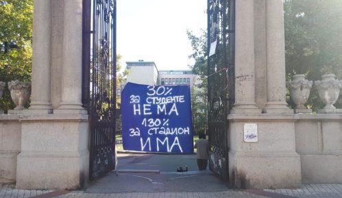 """U protestnoj šetni """"Ujedninjeni za obrazovanje"""" studenti i profesori sutra od 18 časova 5"""