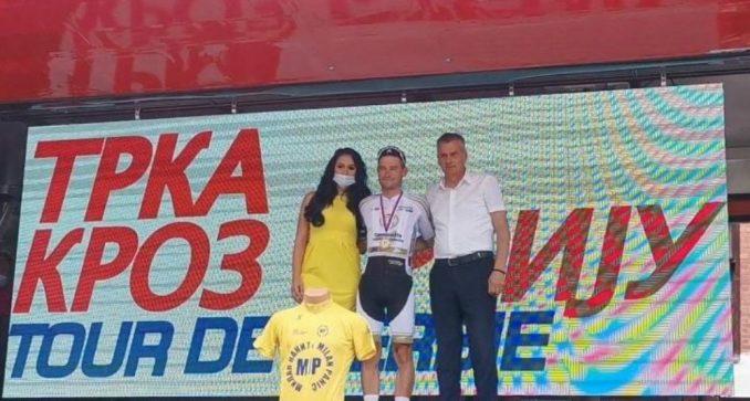 Biciklisti 60. Trke kroz Srbiju stigli na Zlatibor 9