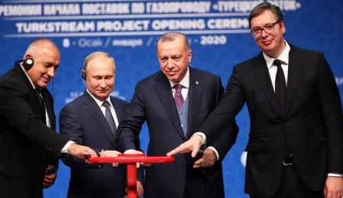 Osim u izjavama, zamene za ruski gas nema 11