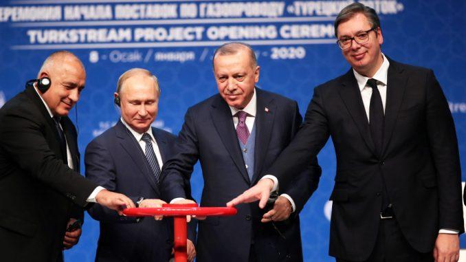 Turski tok gotov do decembra, ali će gas morati da sačeka na politiku 2